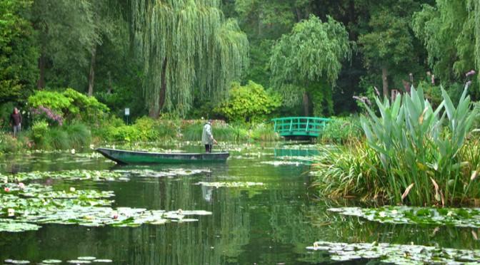 Giverny – ogród Clauda Moneta