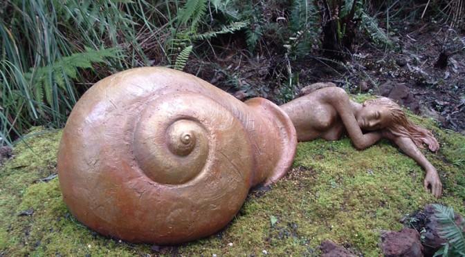 7 pomysłów na rzeźbę w ogrodzie