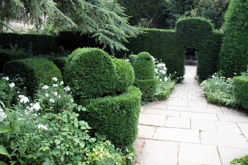 Ogród Hidcote Manor