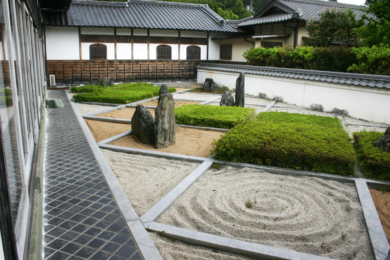 Kanyou-Zen-ogrod