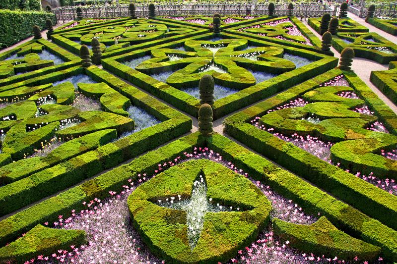 Villandry- ogród