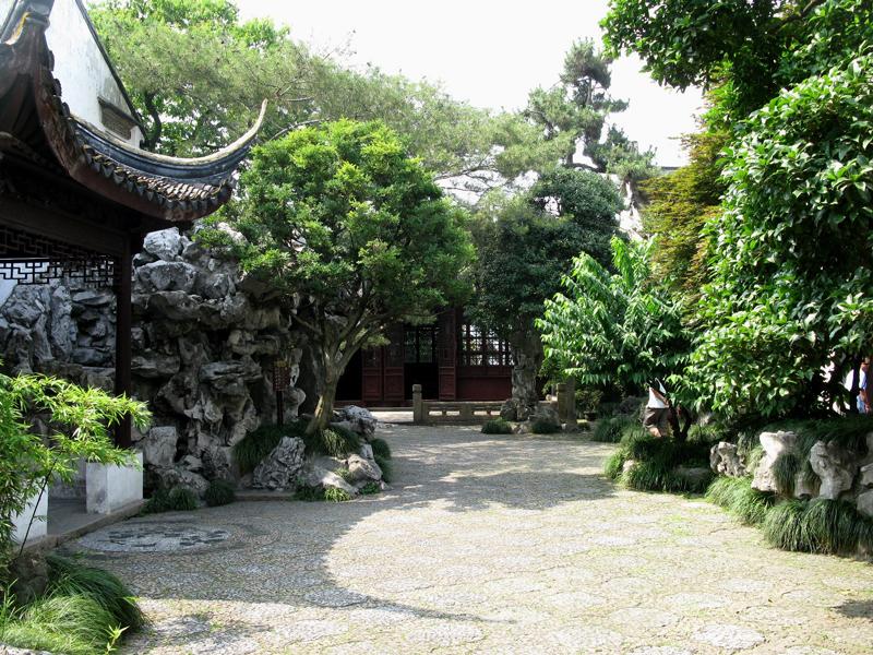 Ogród Mistrza Sieci Rybackich