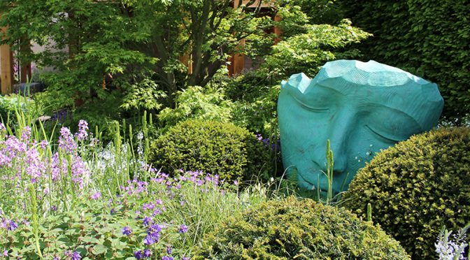 Mały ogród- garść inspiracji z Chelsea Flower Show
