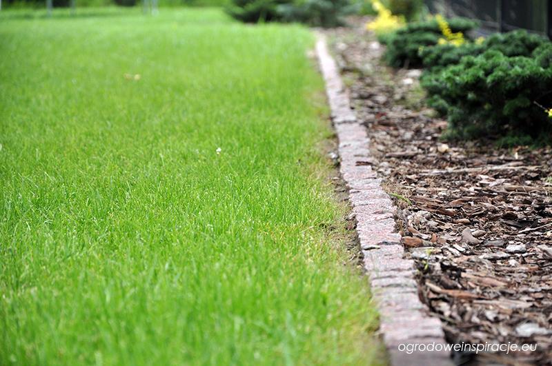 Obrzeże trawnika