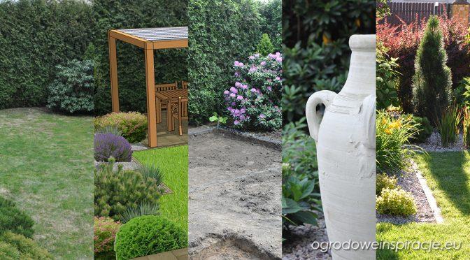 Mały ogród od A do Z