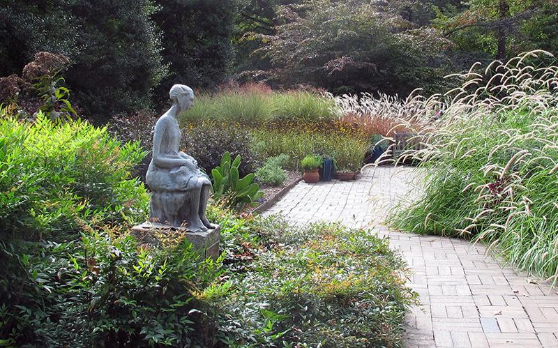 Rzeźba - punkt skupienia uwagi